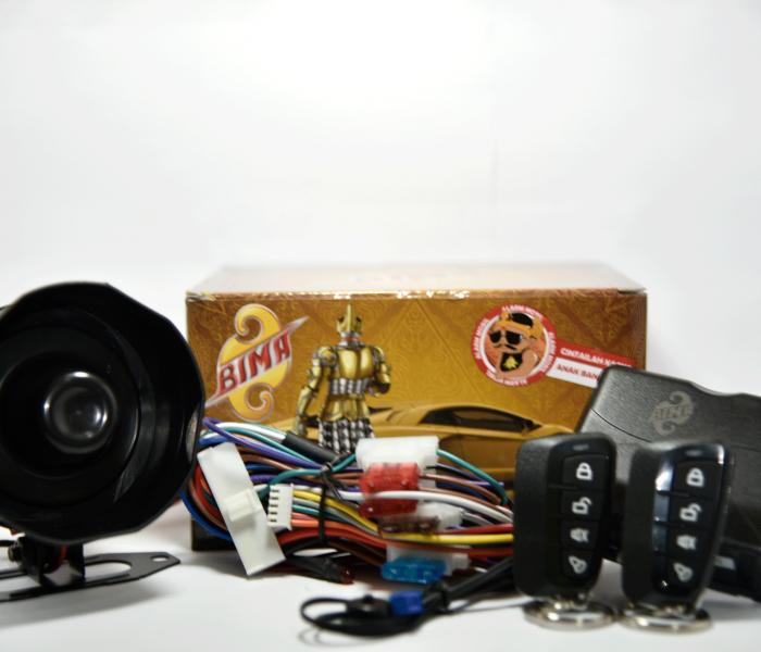Produk Alarm Bima Seri 2