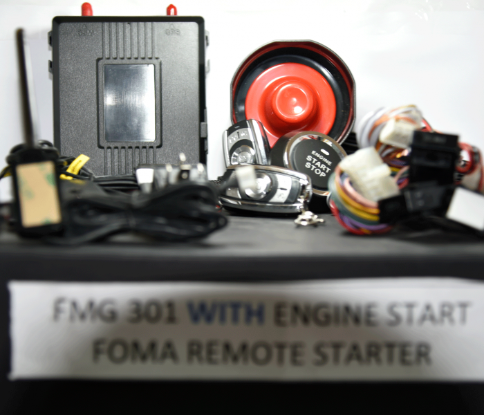 Alarm Mobil FMG 301